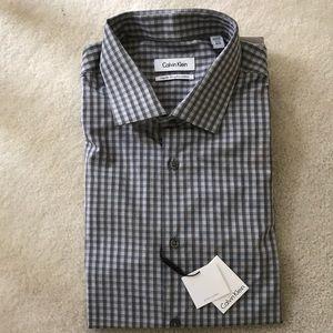 💥Sale - Men's Calvin Klein Dress Shirt